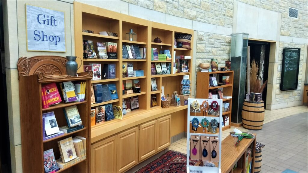 Treaty Site History Center gift shop